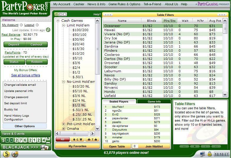 règle simple du poker